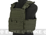 TMC 2355 Tactical Combat Plate Carrier - Ranger Green