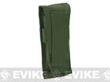 TMC Single Pistol Magazine MOLLE Pouch (Color: OD Green)