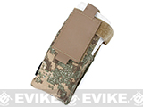 TMC MOLLE PRC148 Radio Pouch (Color: PenCott Badlands)