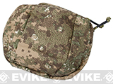 TMC MOLLE Billowed Utility Pouch (Color: PenCott Badlands)