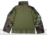 1/4 Zip Tactical Combat Shirt