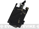 TMC Open Top Single Magazine Pouch for 417 Magazines (Color: Multicam Black)