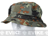 Rasputin Camouflage Bucket Hat (Type: Flecktarn / Medium)