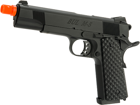 Bul Classic Licensed M-5 1911 Gas Powered Airsoft Pistol