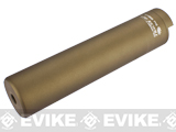 G&G Rechargeable Mock Silencer Tracer Unit for Airsoft Rifles - Tan