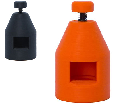 Tridos Polymer Unloader for SSG24 and SSG96 Magazines (Color: Orange)