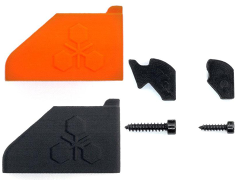 Tridos Unicorn Pistol Mag Speedloader Adapter w/ Magazine Hook (Color: Orange)