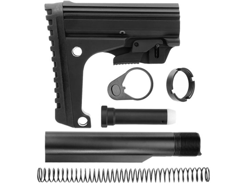 Trinity Force Defender L1 Retractable Stock Kit Combo for AR15 Series Rifles