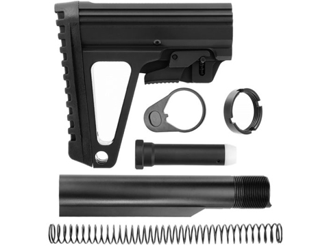 Trinity Force Defender L2 Retractable Stock Kit Combo for AR15 Series Rifles