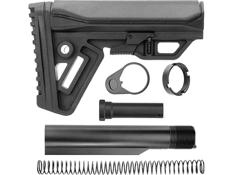 Trinity Force Cobra Retractable Stock Kit Combo for AR15 Series Rifles