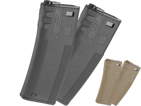 TROY Industry Licensed 340rd Battle Magazine for M4 Series Airsoft AEG Rifles