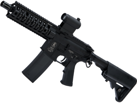 G&P Troy Industries Licensed M7A1 Airsoft AEG Rifle by Socom Gear