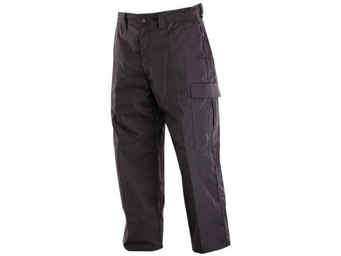 Tru-Spec 24-7 Men's Simply Tactical Cargo Pants (Color: Black / 32W x 34L)