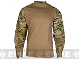 Tru-Spec Tactical Response Uniform Combat Shirt (Color: Multicam / X-Large)