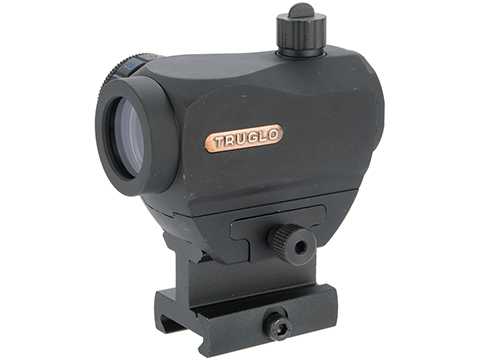 TruGlo TRITON™ 20mm Red / Green / Blue Dot Sight (Mount: High Rise)