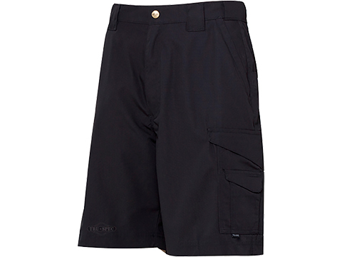 Tru-Spec Men's Original 24-7 Series Tactical Shorts (Color: Black / 36)