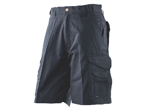 Tru-Spec Men's Original 24-7 Series Tactical Shorts (Color: Navy / 32)