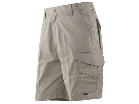 Tru-Spec Men's Original 24-7 Series Tactical Shorts (Color: Khaki / 30)