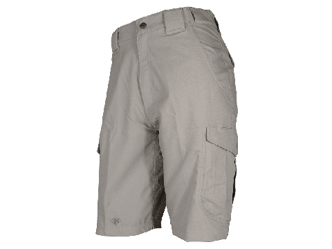 Tru-Spec Men's 24-7 Series Ascent Tactical Shorts (Color: Khaki / 30)