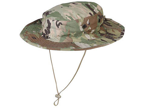 Tru-Spec Tactical Response Uniform Gen 2 One-Size-Fits-Most Boonie Hat (Color: Scorpion OCP)