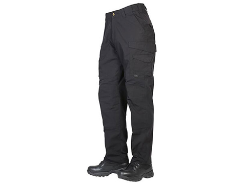 Tru-Spec PTS 24-7 Men's Pro Flex Pants (Color: Black / 30W x 32L)