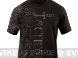 "5.11 Tactical ""Tactical Vertical"" Logo Tshirt - (Medium)"