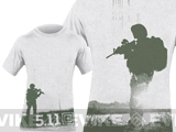 "z 5.11 Tactical ""Taking Point"" Logo Tshirt - (XXL)"