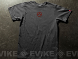 Magpul Branded Center Icon T-Shirt - Smoke / Large