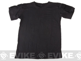 Matrix Navy Seal Velcro Base T-Shirt - Black - Size: L
