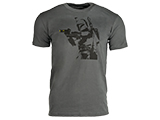 Salient Arms Bobba Fett Screen Printed Cotton T-Shirt (Size: Mens Small)