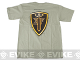 Elite Force T-shirt - Cactus Green - Size: L