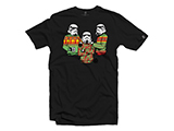 Black Rifle Division Tis the Season T-shirt - Black (Size: Large)