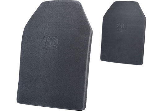 Trident Six Tactical Non-Weighted Foam Training Plate Set