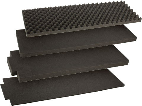 EMG Pull and Pluck Foam Sets for 42 Gun Cases
