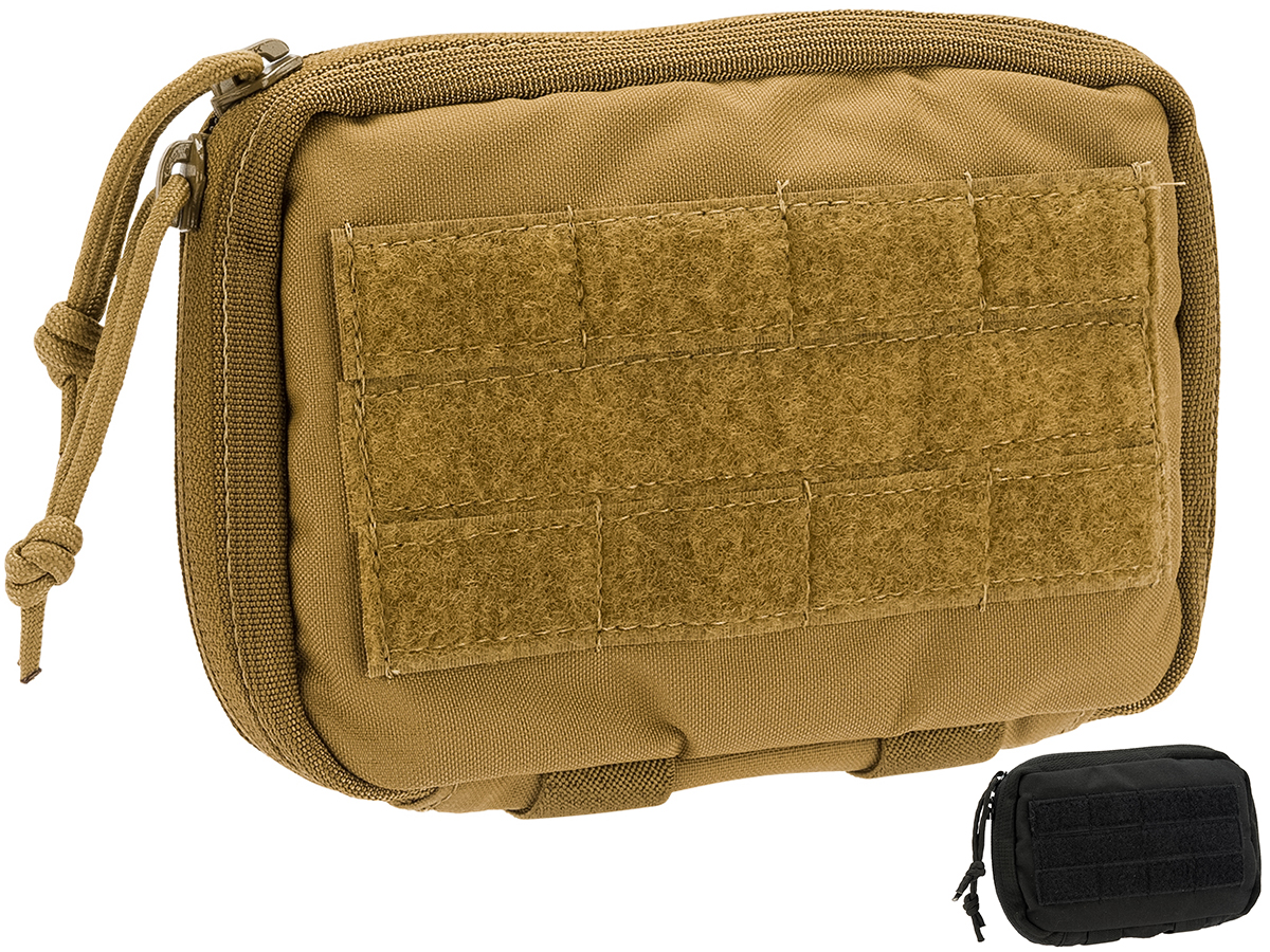 Tactical Tailor Fight Light Admin Pouch Enhanced (Color: Coyote)