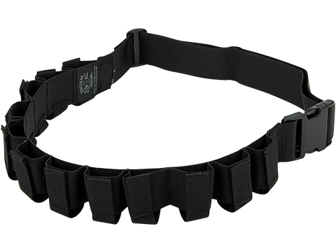 Tactical Tailor 12 Round 40mm Belt (Color: Black)