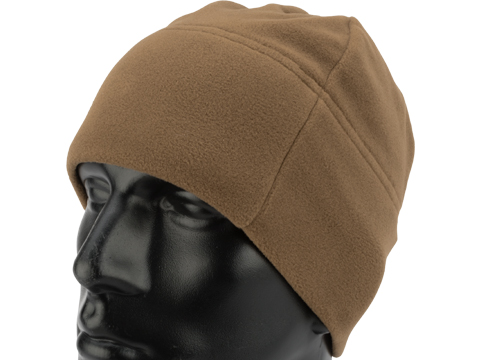 Tactical Tailor Fleece Watch Cap (Color: Coyote Brown)