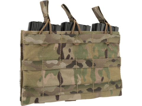 Tactical Tailor Fight Light 5.56 Triple Mag Panel (Color: Multicam)