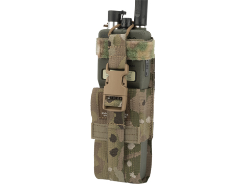 Tactical Tailor Large Radio Pouch (Color: Multicam)