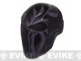 Evike.com R-Custom Fiberglass Wire Mesh Two Face - Shinobi Mask