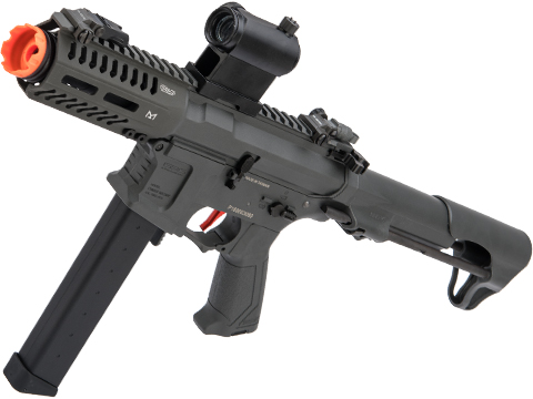 Umbrella Armory / G&G ARP9 Wombat CQB Pistol Caliber Carbine (Color: Battleship Grey / 350FPS)