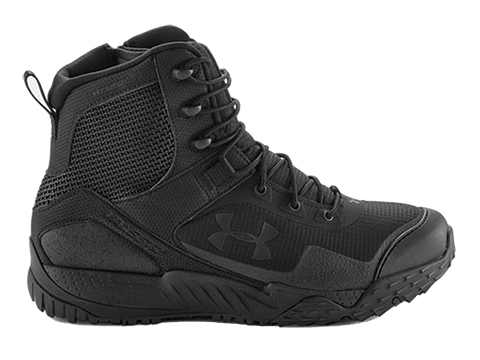 Under Armour Valsetz RTS Side-Zip Tactical Boot (Size: 8.5)