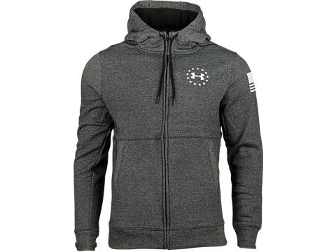 Under Armour UA Freedom Threadborne Fleece FZ Hoodie