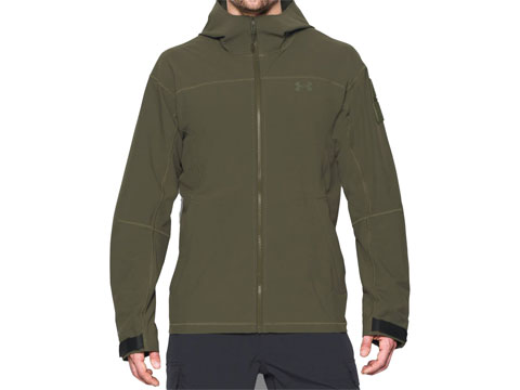 Under Armour Men's UA TAC Softshell 3.0 Jacket (Color: OD Green / Medium)