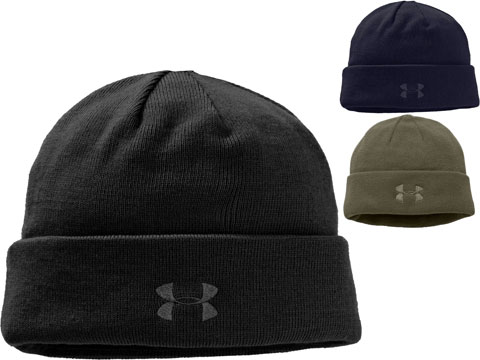 Under Armour Men's Tactical Stealth Beanie 2.0
