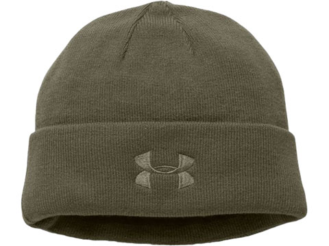 Under Armour Men's Tactical Stealth Beanie 2.0 (Color: OD Green)