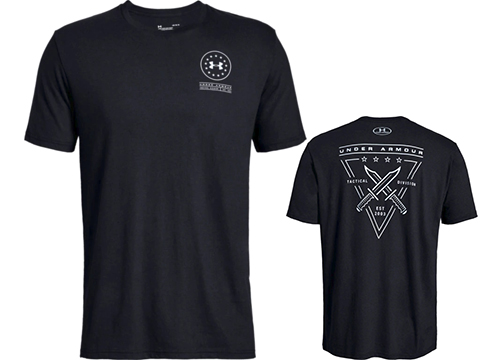 Under Armour Men's UA Tactical Division Logo T-Shirt