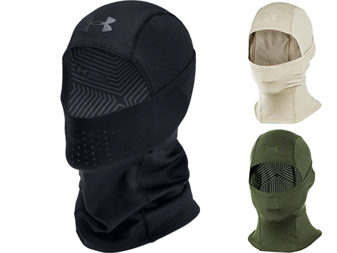 Under Armour Men's ColdGear Infrared Tactical Hood / Balaclava