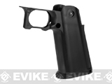 Dynamic Precision Sculptor Grip for TM / WE-Tech Hi-CAPA 5.1 Series Airsoft GBB Pistols (Color: Black)