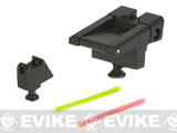 UAC Adjustable Sight Set for TM G-Series Airsoft GBB Pistols